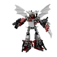 KRE-O Transformers Age of Extinction Micro-Changers Combiners Firewing Construction Set