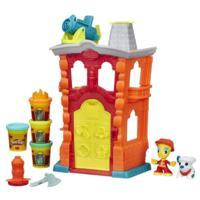 Play-Doh Town Maison de pompiers