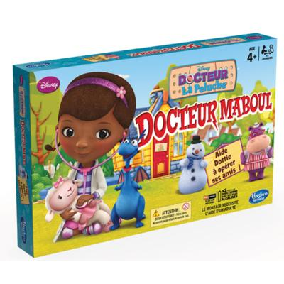 Docteur Maboul - Docteur LaPeluche