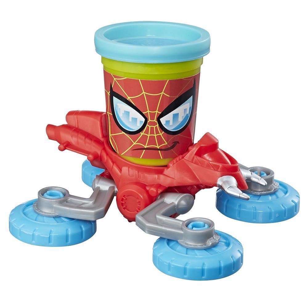 PDOH SPIDER-MAN VS DOC OCK