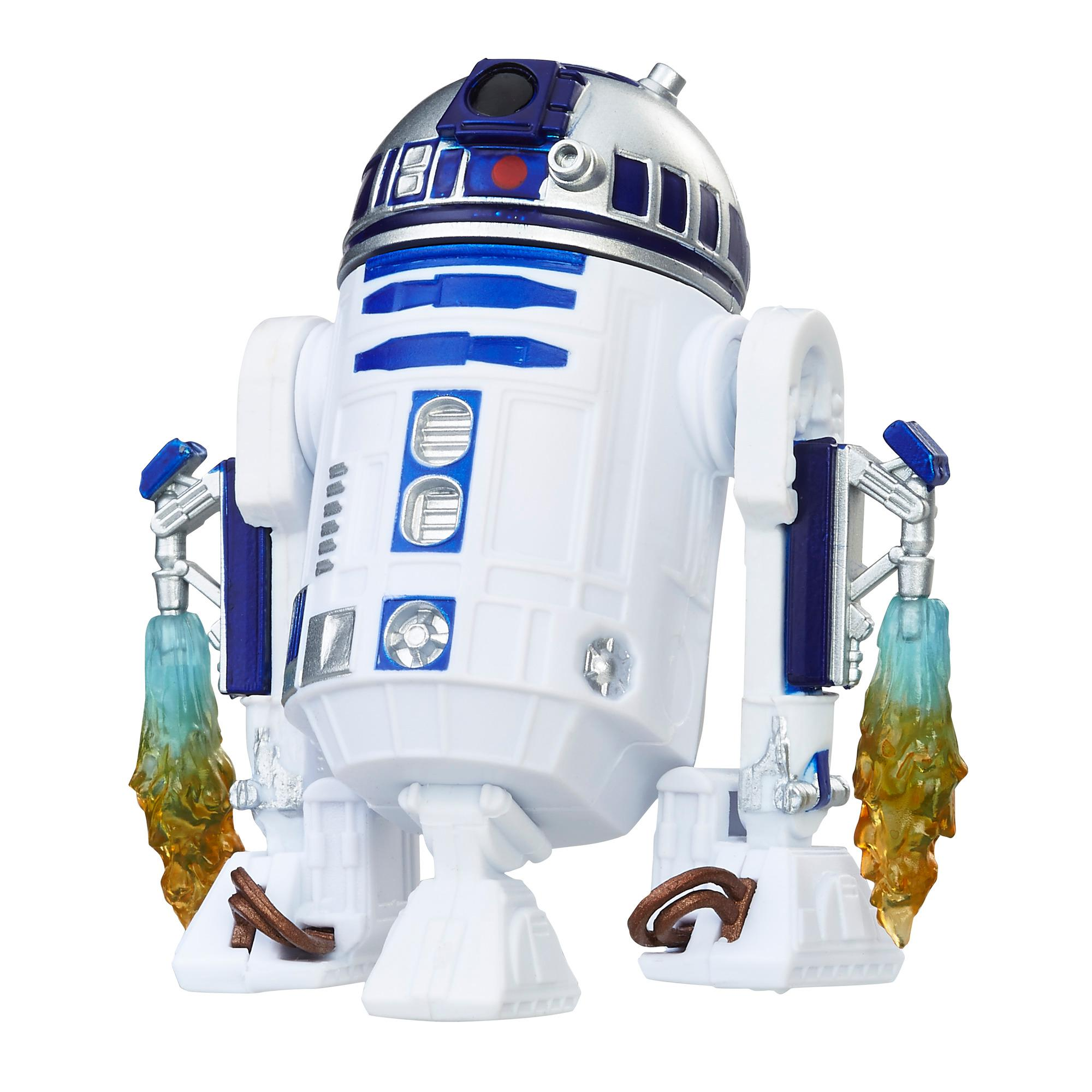 Star Wars - Figurine R2-D2 avec Force Link