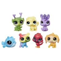 LPS RAINBOW TUBEx7 MINIS: les ours