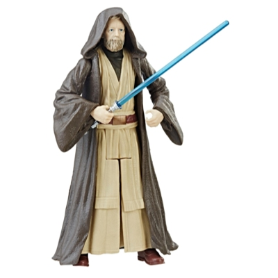 Star Wars - Figurine Obi-Wan Kenobi avec Force Link