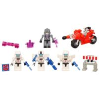KRE-O Transformers Cycle Chase Kreon 4 pack 77 pcs