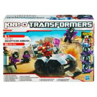 KRE-O Transformers Decepticon Ambush pack 80 pcs