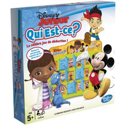 Qui est-ce ? Disney Junior