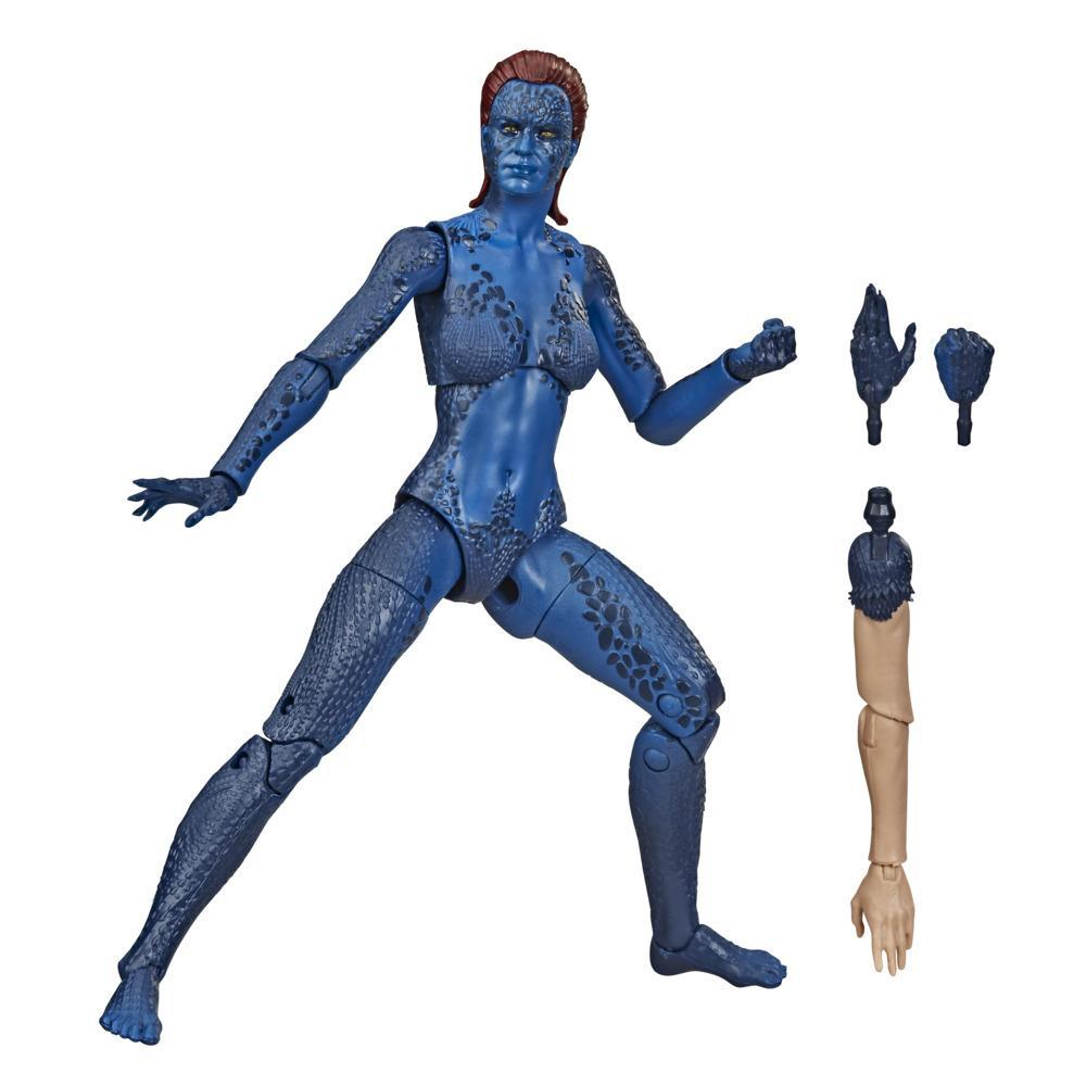 Hasbro Marvel Legends Series X-Men, figurine Marvel's Mystique de 15 cm à collectionner, à partir de 14 ans