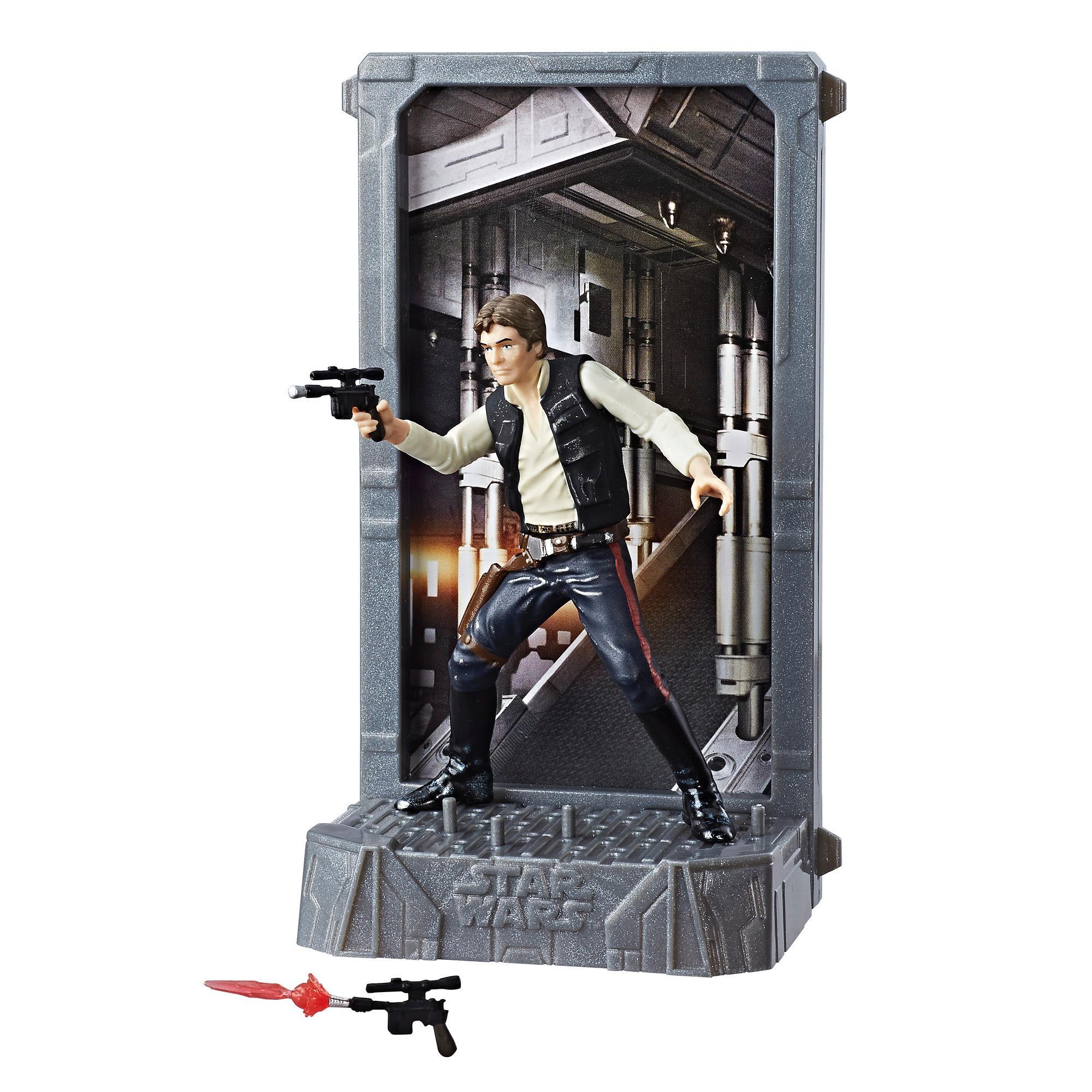 Star Wars Black Series Titanium Series Han Solo