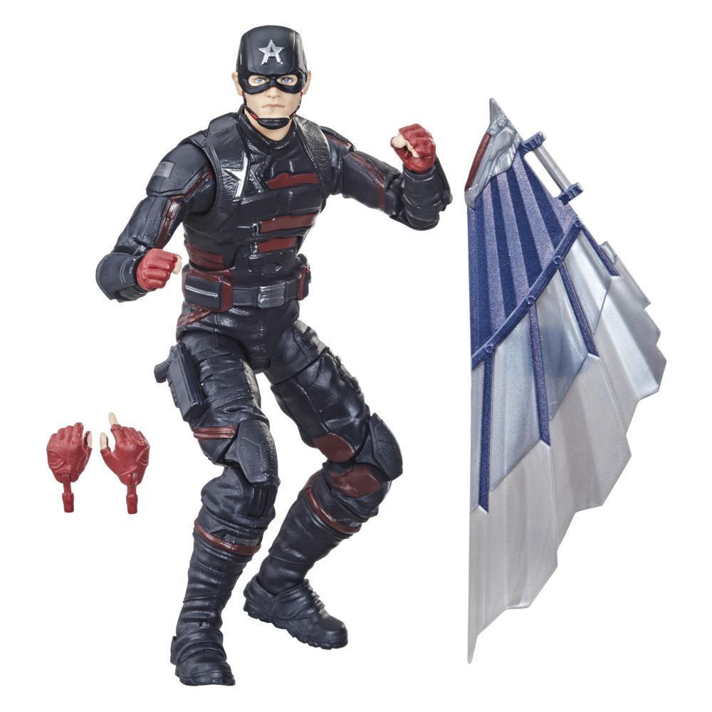 Hasbro Marvel Legends Series, figurine U.S. Agent de 15 cm