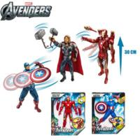 Ultimate Avengers Electr. fig. asst (3)