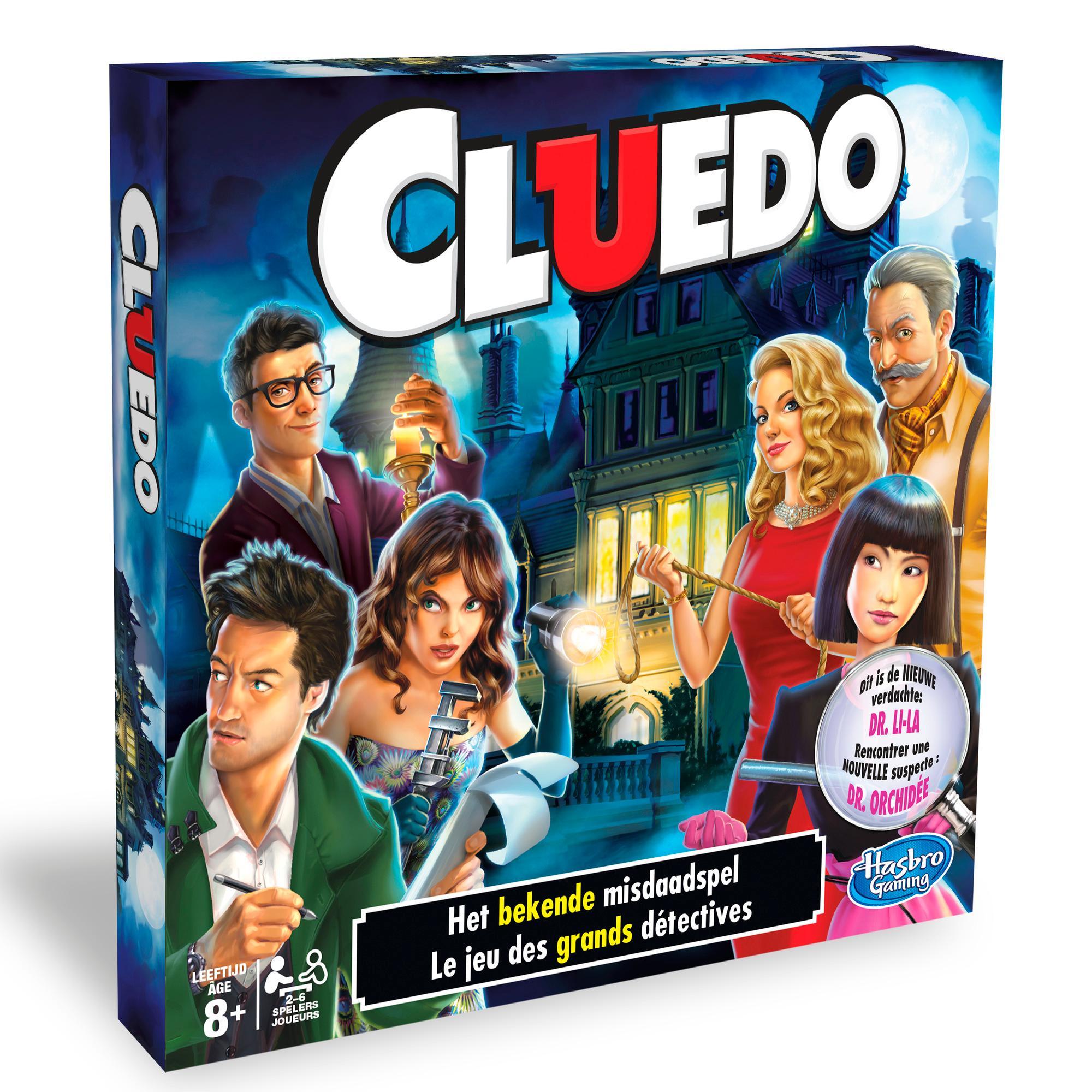 Cluedo Édition 2013
