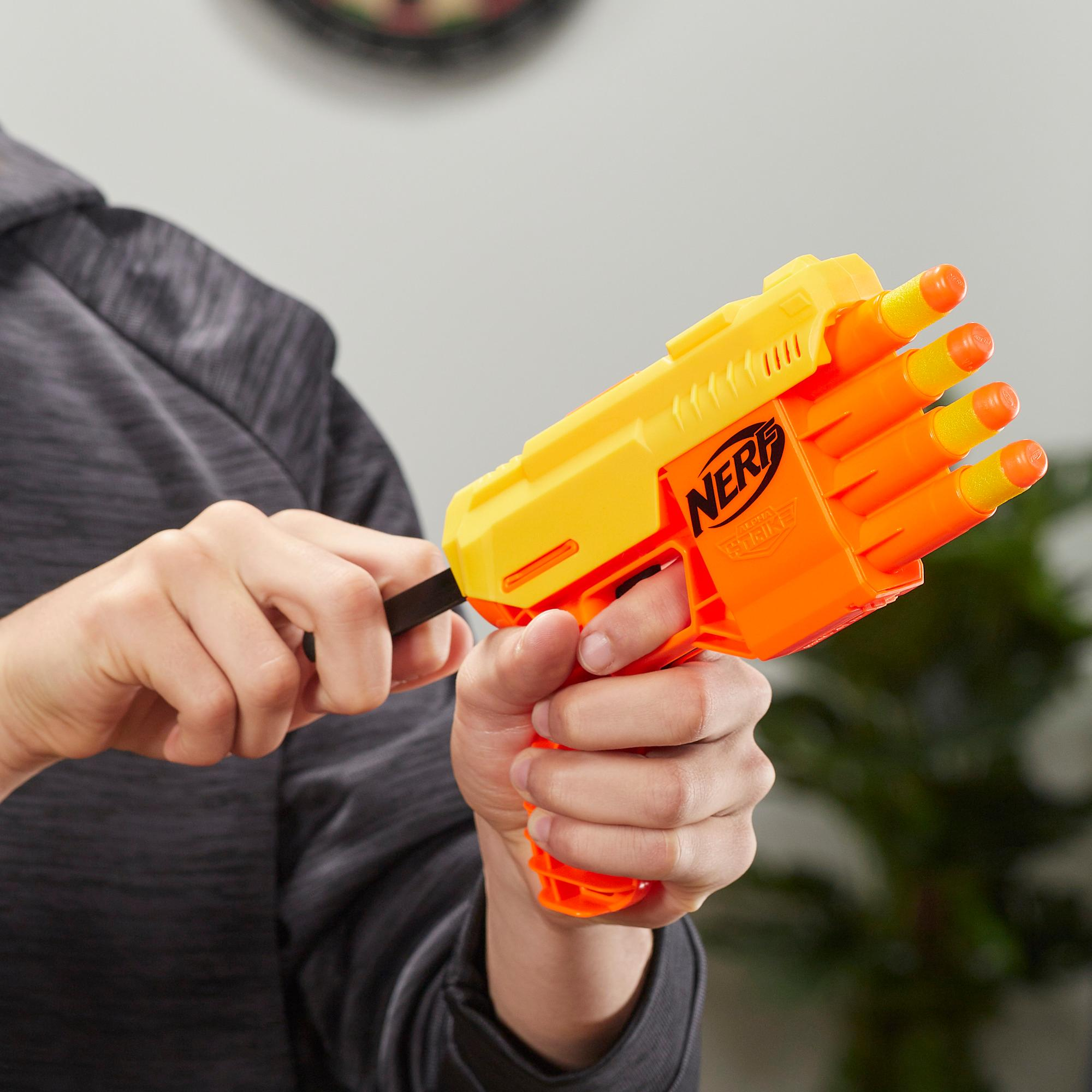 Kit de mission ultime Nerf Alpha Strike