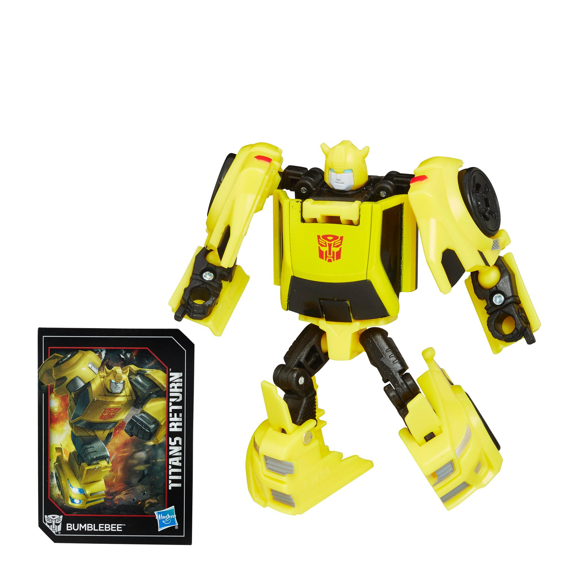 Transformers Generations Legends Titan Returns BUMBLEBEE