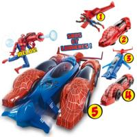 All-Mission Racer 5 Véhicules en 1