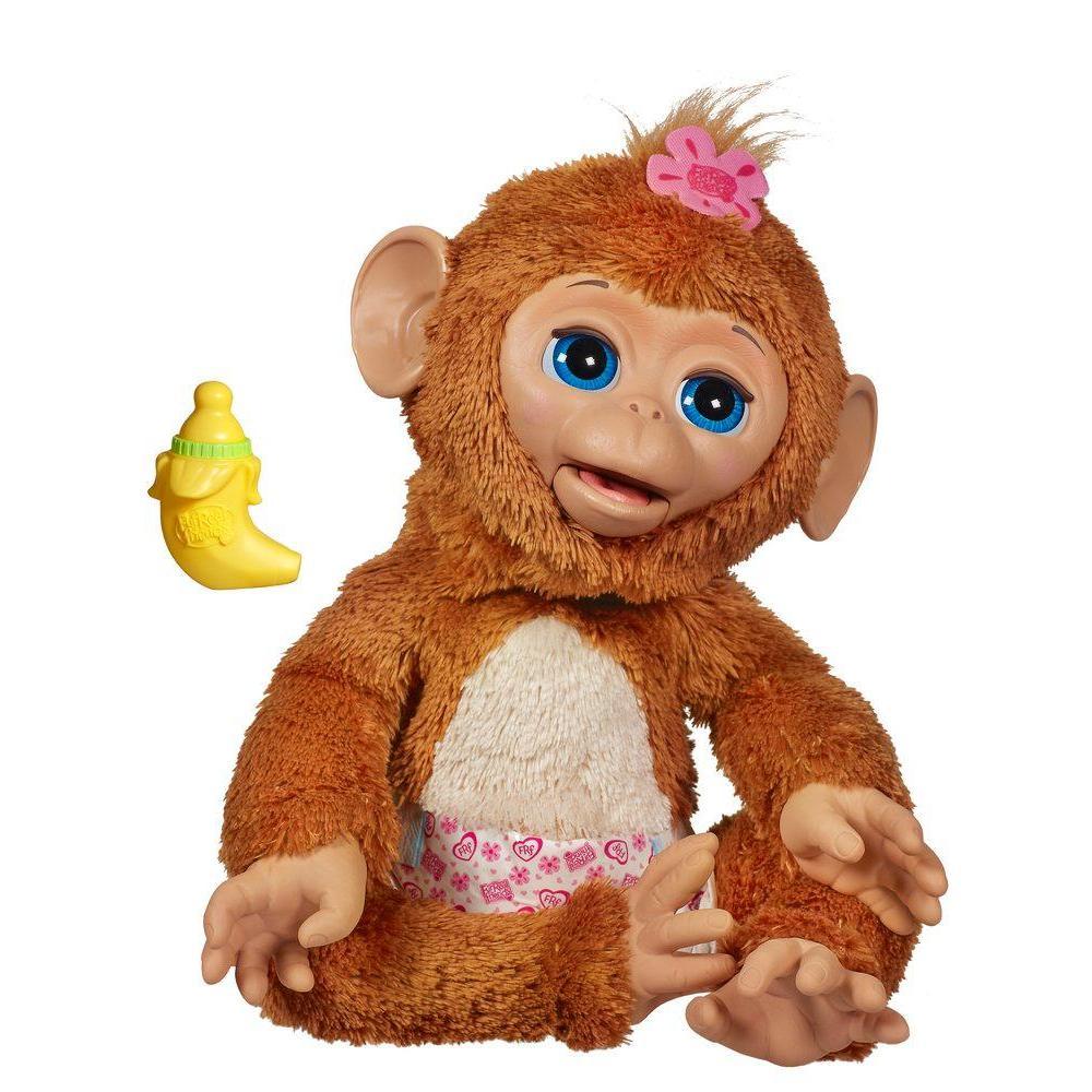 Cuddles, mon bébé singe