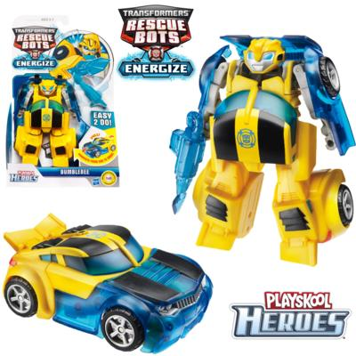 Transformers Rescue Bots - Robots Transformables
