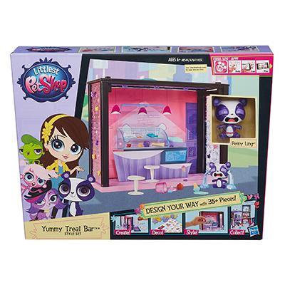 Hasbro  Petshop  2 Petshops à Customiser  pas cher Achat / Vente Dessins
