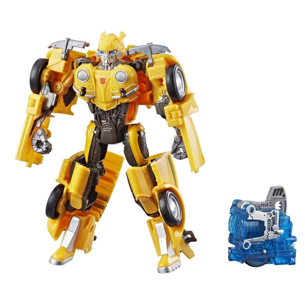 Transformers: Bumblebee Energon Igniters série Nitro - Figurine Bumblebee
