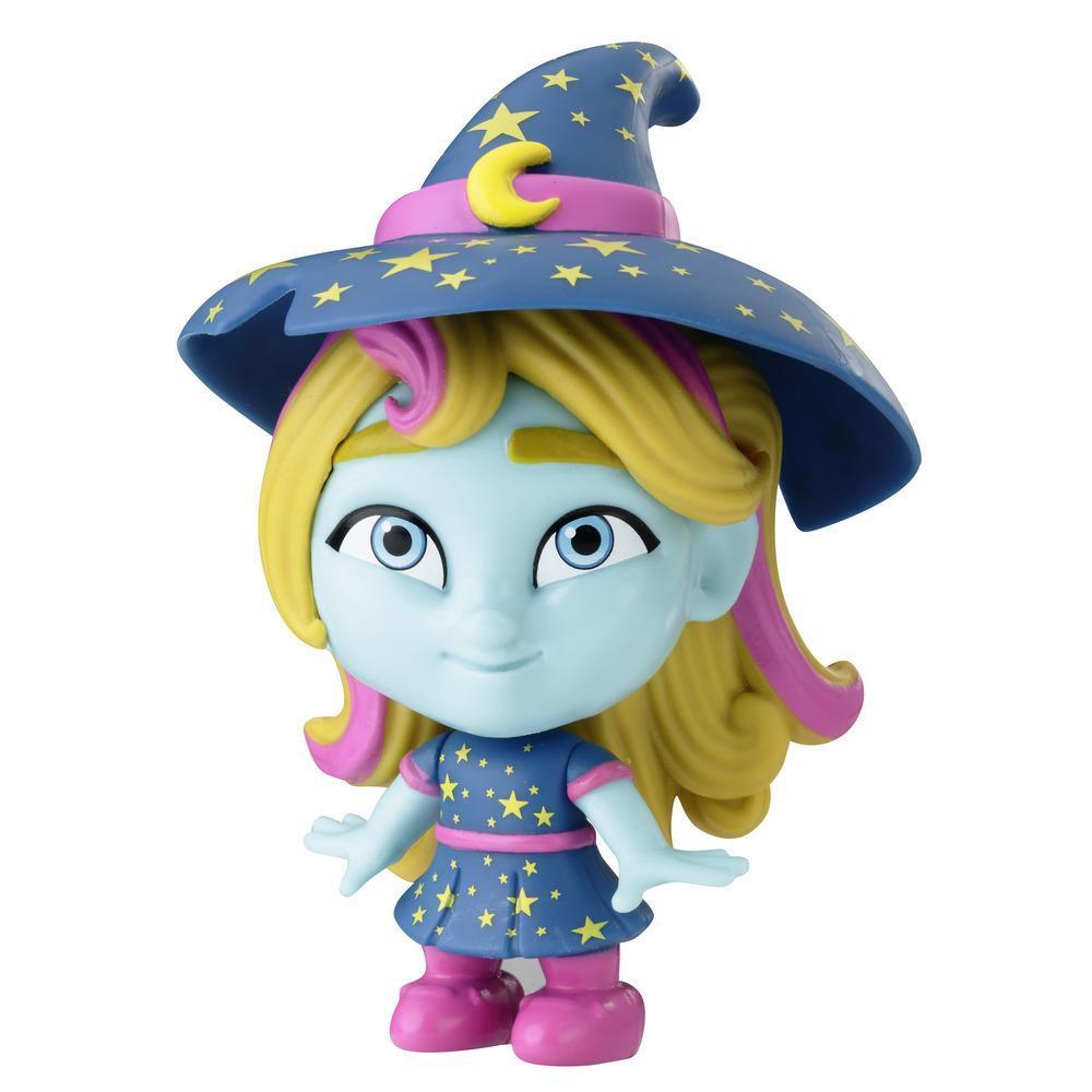 Netflix Super mini monstres - Figurine Katya Spelling de 10 cm à collectionner pour enfants de 3 ans et plus
