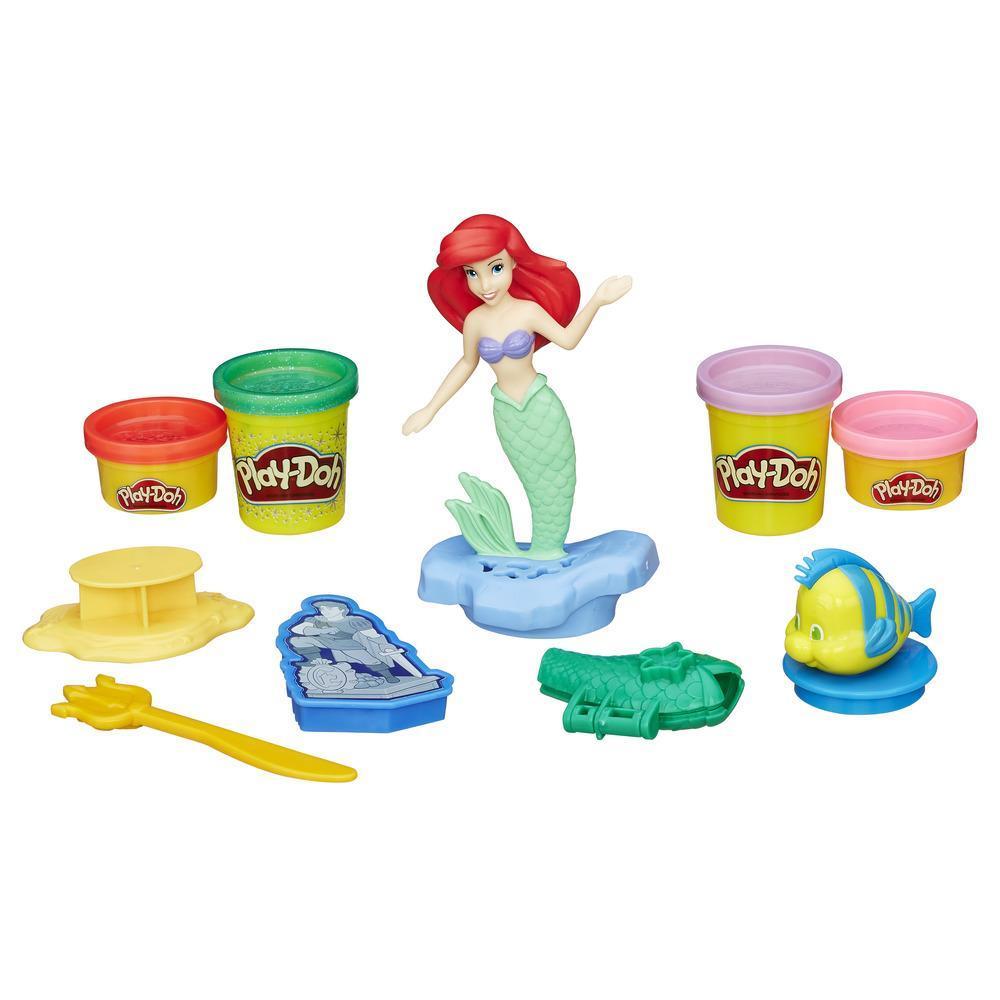 Play-Doh Disney Princess - Ariel et ses amis marins