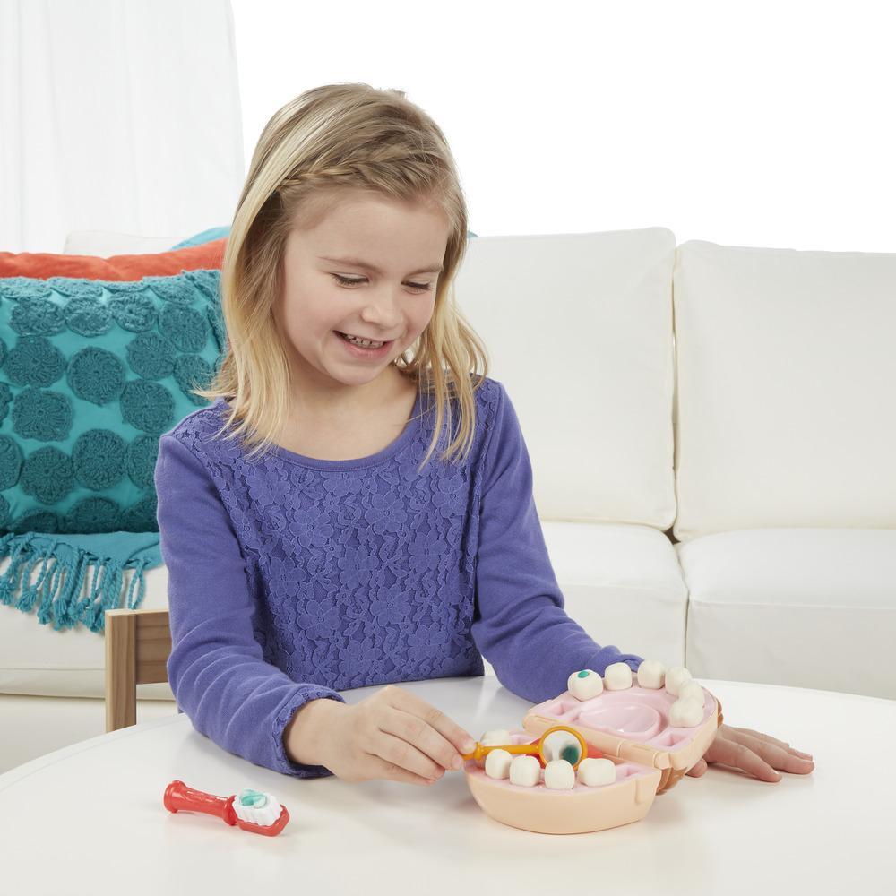 Play-Doh - Docteur Denti-Brille emballage rétro