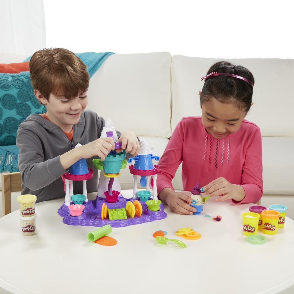Play-Doh - Château de crème glacée