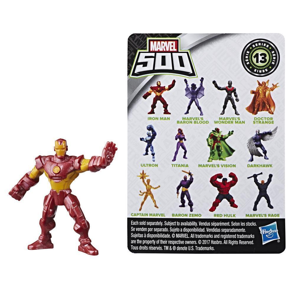 Marvel 500 - Microfigurines en sacs surprises, série13