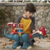 Playskool Heroes Chomp Squad - Flammosaure et Braise McKenzie
