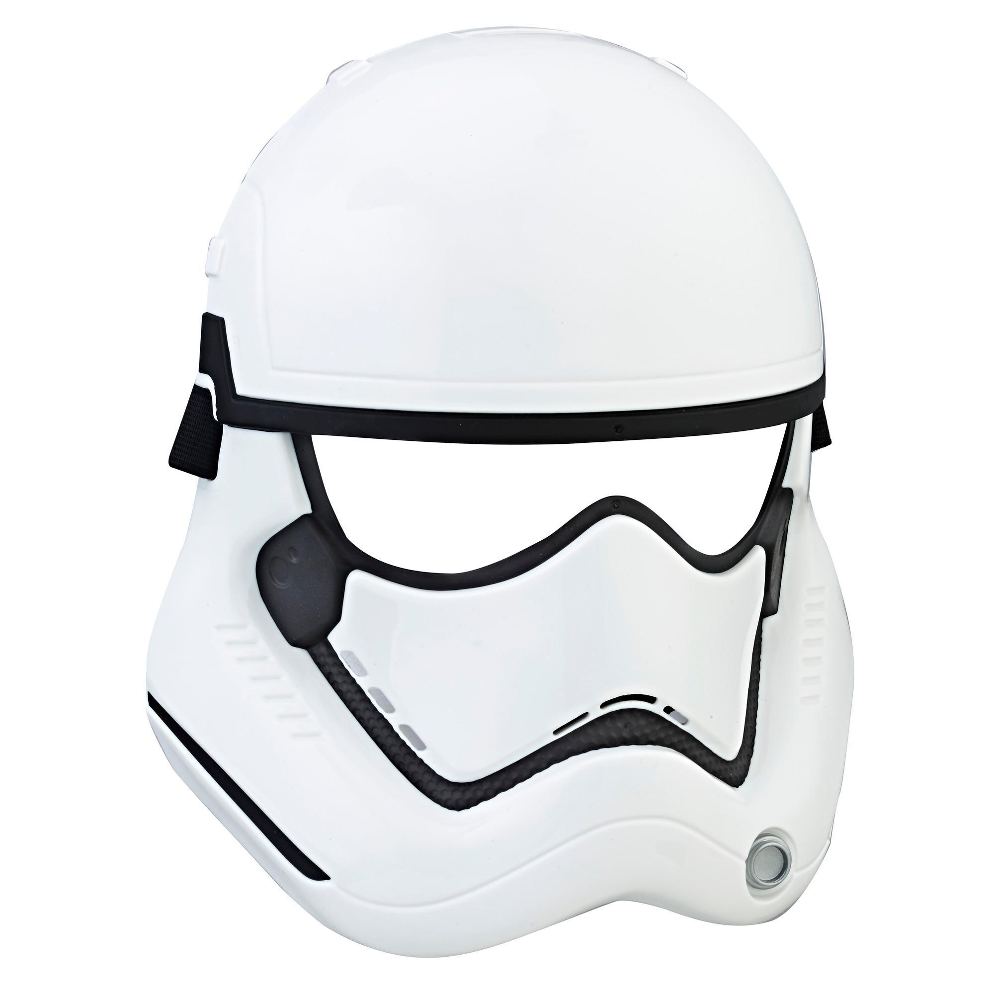 Star Wars : Les Derniers Jedi - Masque de Stormtrooper du Premier Ordre