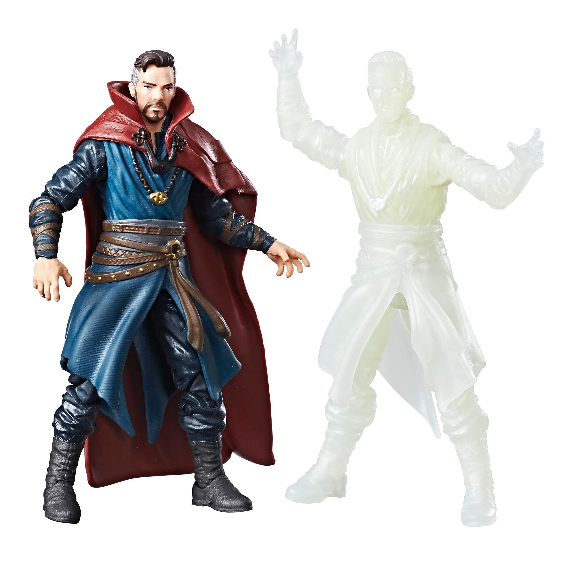 Marvel Legends Doctor Strange - Duo de figurines Doctor Strange et Astral Doctor Strange