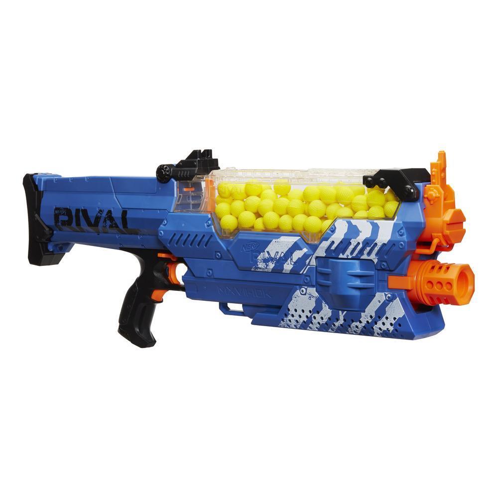 Nerf Rival - Nemesis MXVII-10k bleu