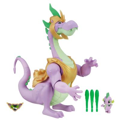 My Little Pony Guardians of Harmony - Spike the Dragon