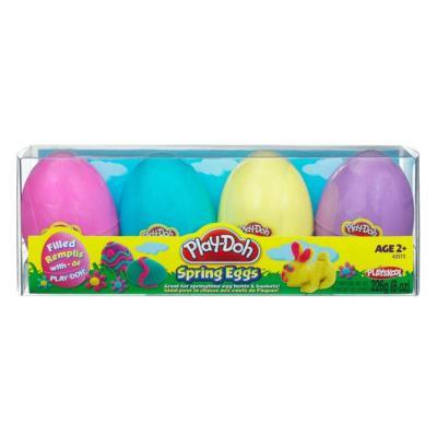 PLAY-DOH - Emballage de 4 Oeufs de Pâques