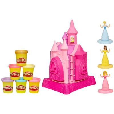 PLAY-DOH DISNEY PRINCESS Château Belles Princesses