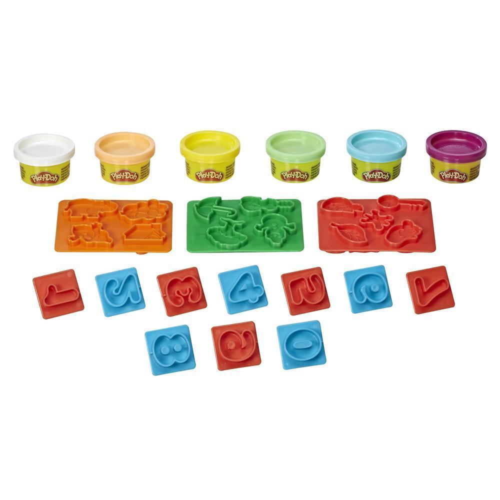 Play-Doh Fondamentaux, Chiffres