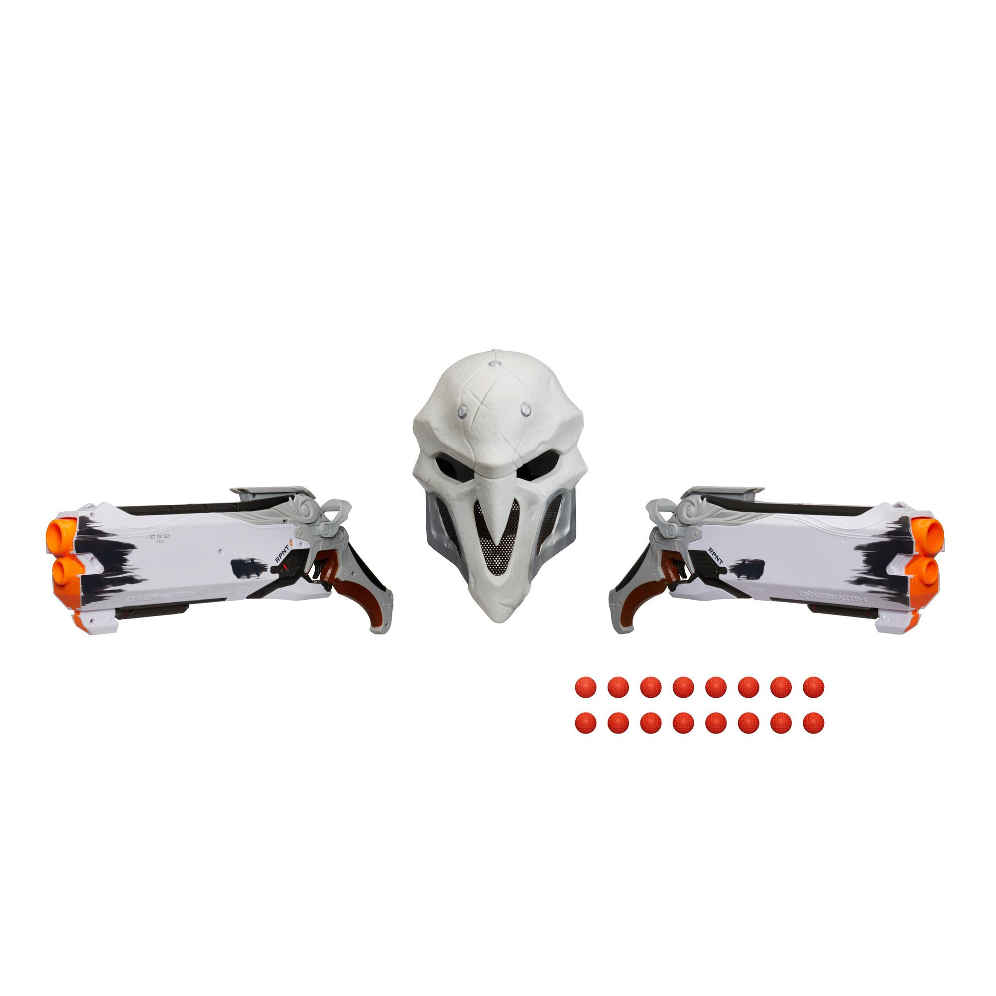 Ensemble de collection Overwatch Faucheur (Édition Blanc linceul)