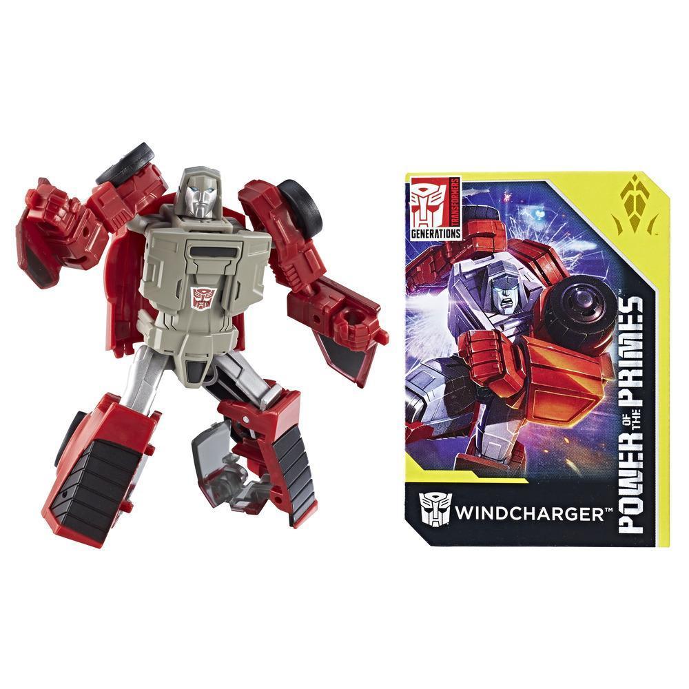 Transformers: Generations Puissance des Primes Classe légendes - Windcharger