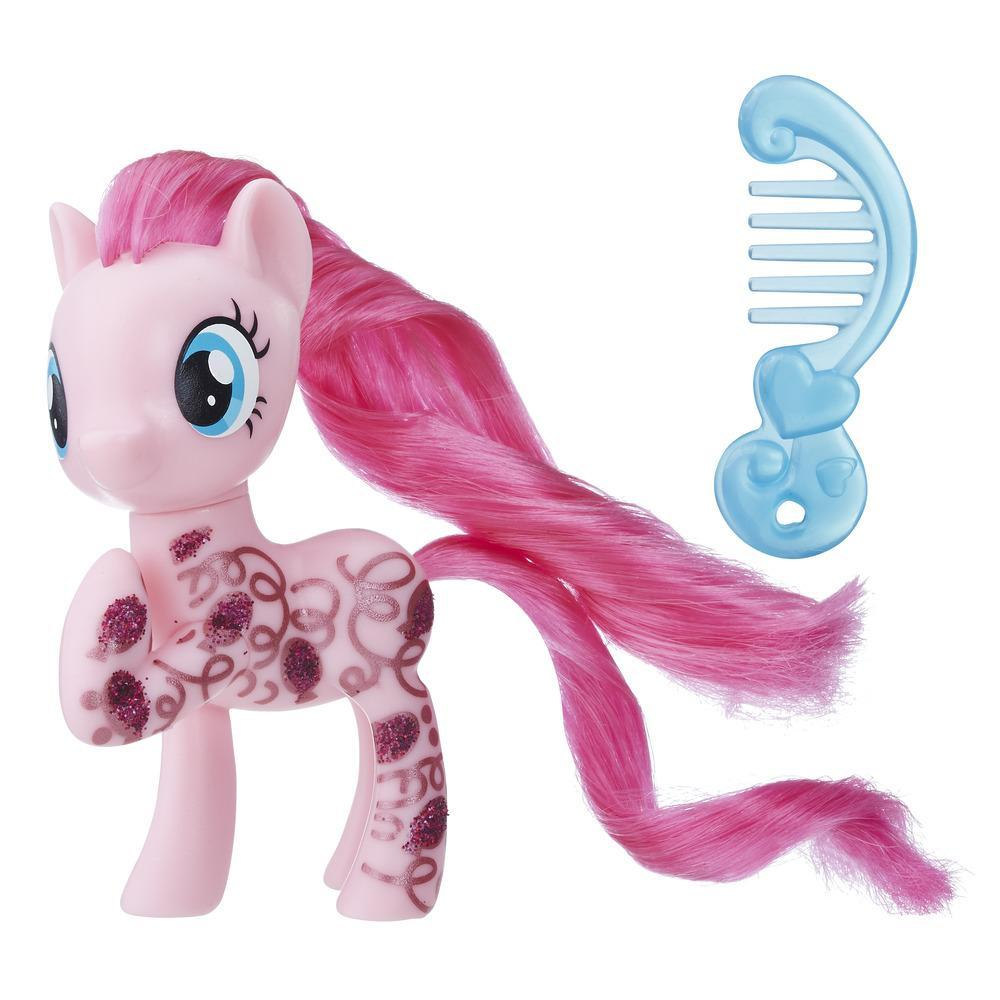 My Little Pony - Pinkie Pie et image brillante