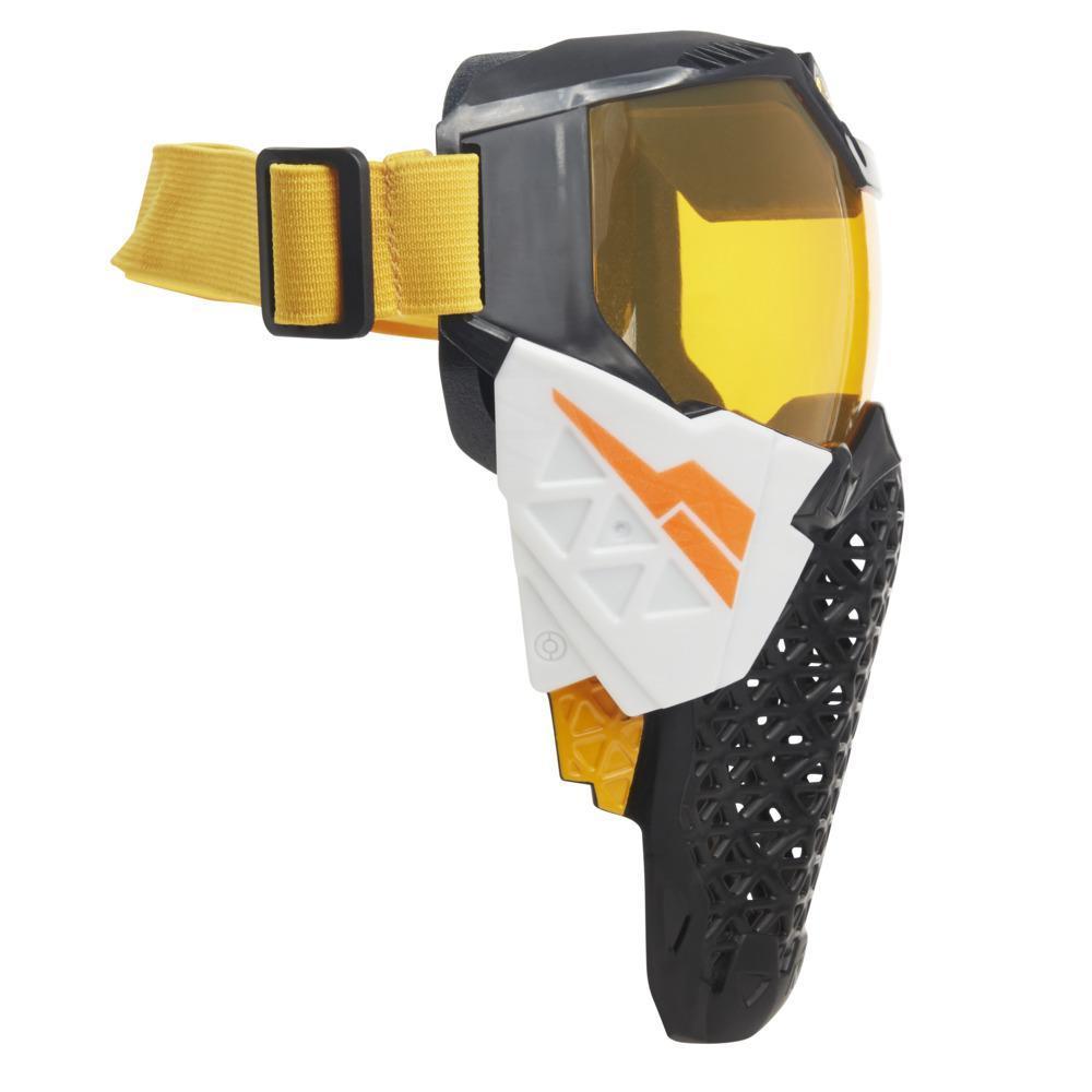 Masque de compétition Nerf Ultra, sangle ajustable, conception ventilée, pour joueurs de Nerf Ultra