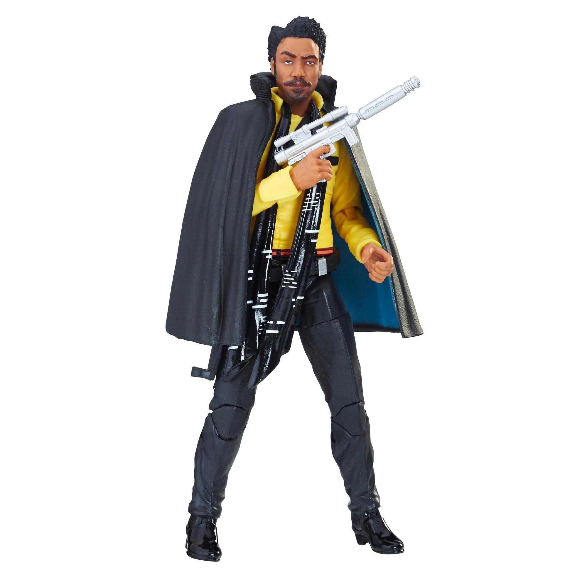 Star Wars Série noire - Figurine Lando Calrissian de 15 cm