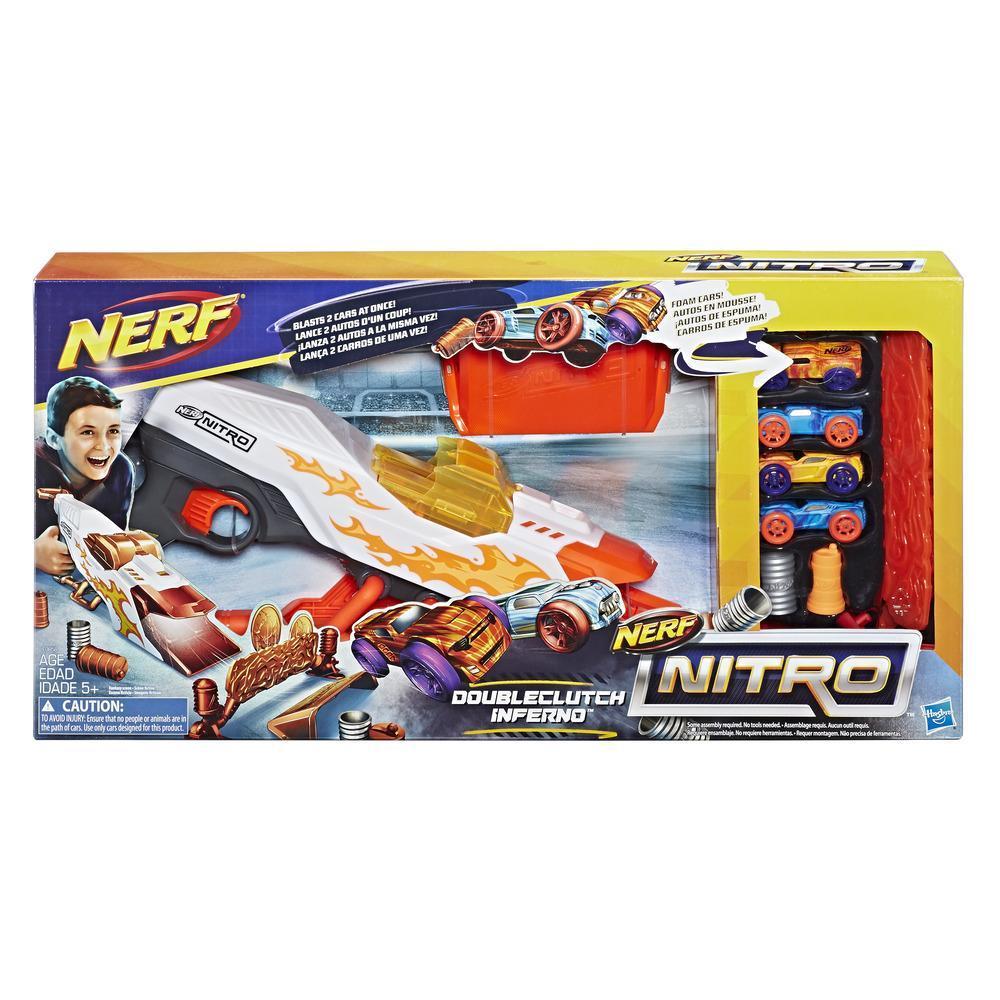 Nerf Nitro - DoubleClutch Inferno