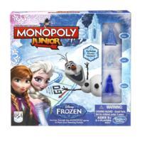 Jeu Monopoly Junior - Édition La reine des neiges