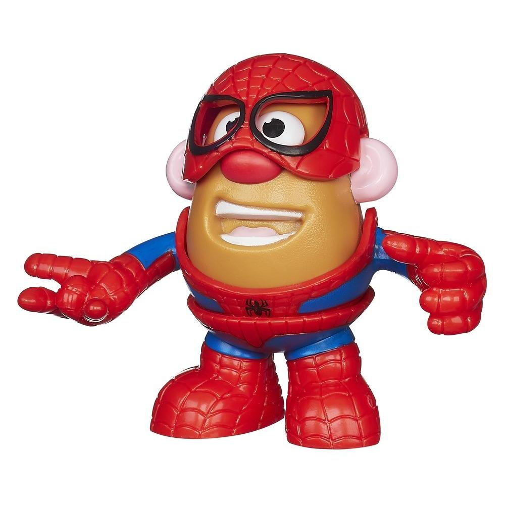 Playskool Mr. Potato Head Marvel - Héros à mélanger Spider-Man