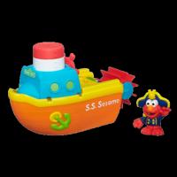 Playskool Sesame Street - Elmo Bateau pour le bain
