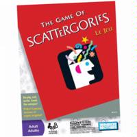 Le jeu SCATTERGORIES