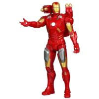 MARVEL THE AVENGERS — Figurine IRON MAN Attaque de répulseur