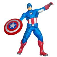 MARVEL THE AVENGERS — Figurine CAPTAIN AMERICA Ultra-attaque