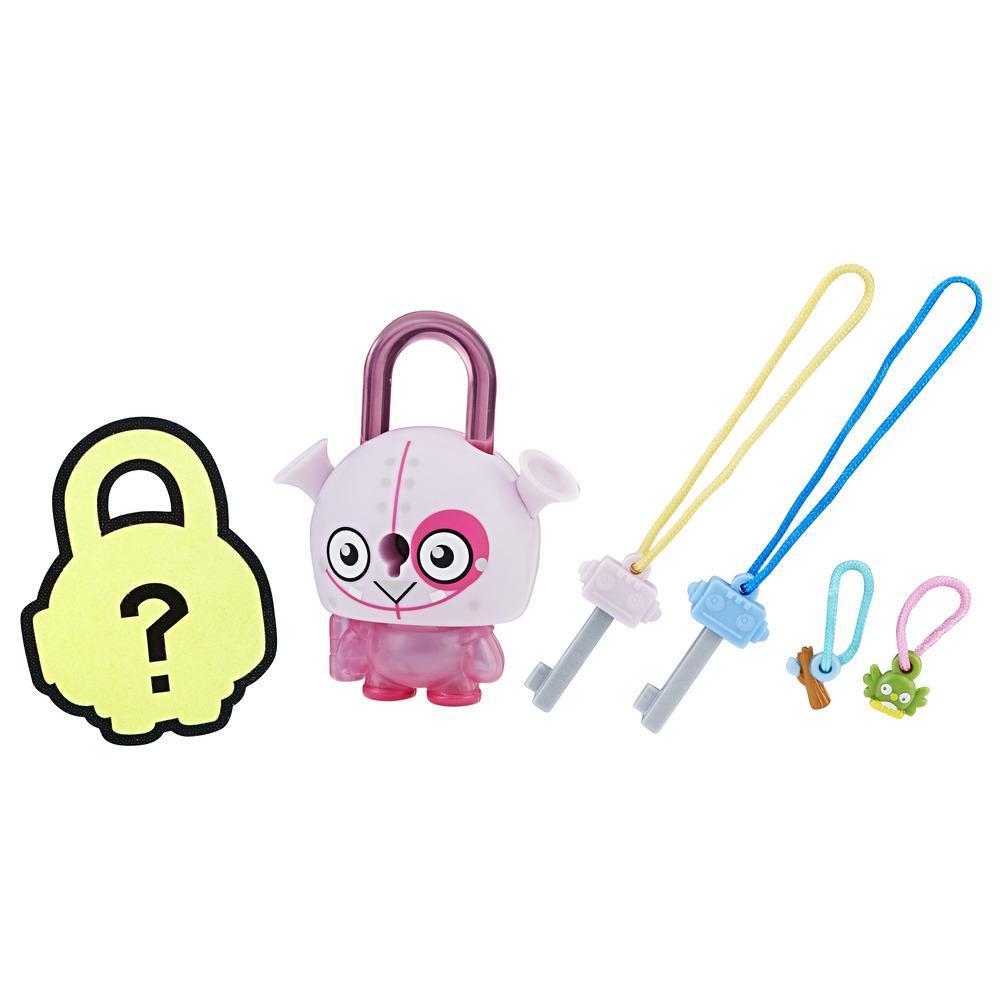 Lock Stars Assortiment de base – Chien rose Série 2 (Le produit peut varier)