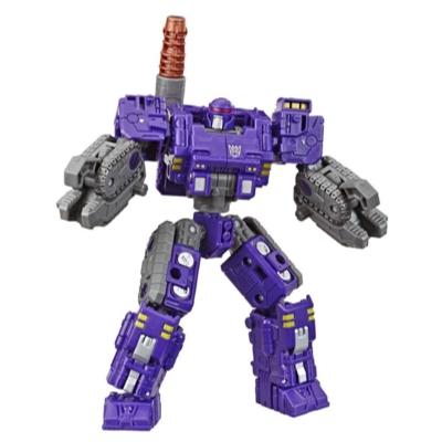 Jouets Transformers Generations War for Cybertron, figurine Weaponizer de luxe WFC-S37 Brunt, gamme Siege, pour adultes et enfants de 8 ans et plus, 14 cm Product