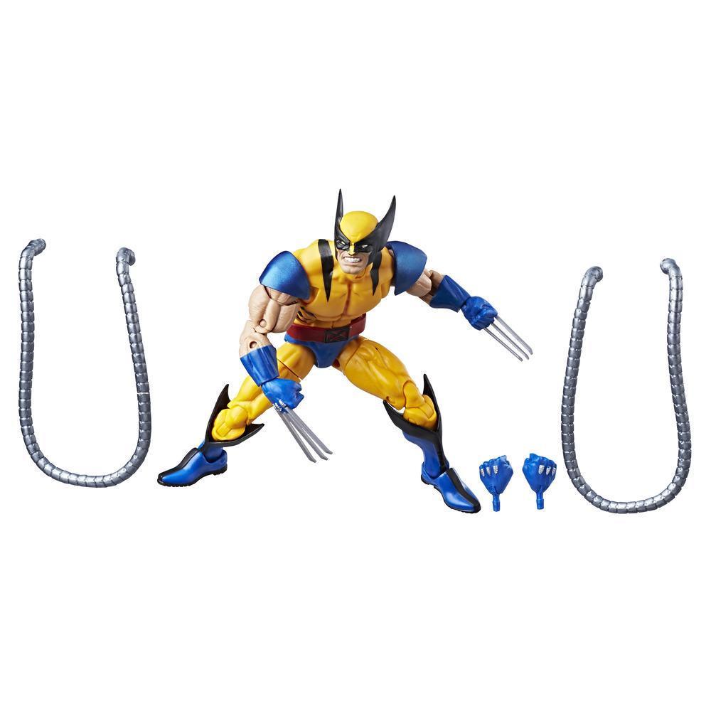 Marvel X-Men Legends Series - Wolverine de 15 cm